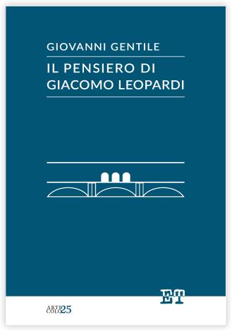Il pensiero di Giacomo Leopardi